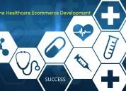 Online healthcare ecommerce development