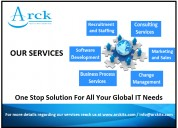 Our services (arck)