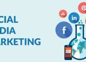 Get exciting offer social media marketing services