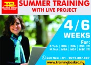 Summer training @ training basket | redhat course