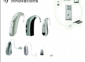 Sonic hearing aids