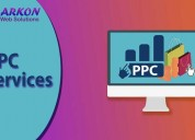 Get attractive offers on ppc services in india