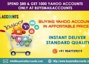 Yahoo accounts | buy yahoo accounts.