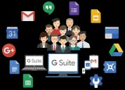 G suite makes working together a whole lot easier.