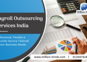 Payroll outsourcing company in india