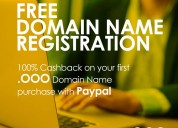 Get free domain for your business buydotooo