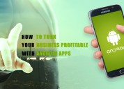 Connect with your customers through custom app sol