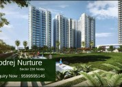 Live with dreams at godrej nurture # 9599595145