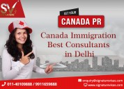 Canada pr visa from india process