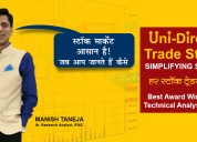Stock market training institute in delhi