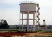 Water tank waterproofing solutio