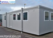 Portable cabin manufacturer in pune