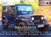 4x4 equipments in hyderabad | 4x4 modifications