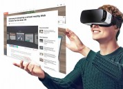Virtual reality application development company