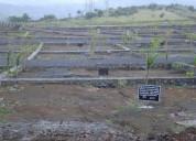 1000 sq.ft the best afordable plots in katraj