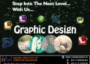 Graphic designing training institute in indore