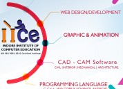 Graphic design training in indore