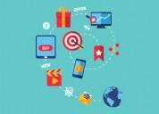 Corporate brand development services in usa