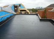 V s enterprises - roof waterproofing service