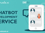 Best chatbot development company | ai products