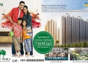 Ats happy trails#@ +91-9958658585 #@ 2 bhk flats