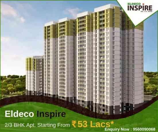 Think! Eldeco Inspire Noida @ 9560090068