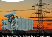 Best transformer manufacturer in hyderabad