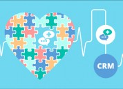 Healthcare crm is now an extremely customizable to