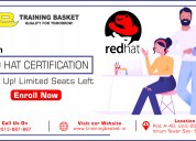 Best industrial based red hat training in noida