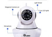 Mini 360 auto-rotating wireless cctv  front camera