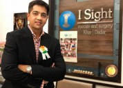 Dr. nikhil nasta  - eye surgeon mumbai