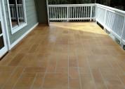 Deck slab waterproofing services