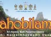 Ahobilam accommodation ap tourism