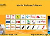 Grow your business through secure mobile recharge