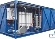 Ultra filtration plant manufacturing company