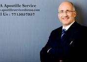 Apostille services in vadodara. call us:7715057957