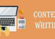 Content writing service in delhi provides unique a
