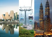 Book exclusive singapore holiday package with book