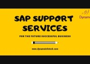 Sap support services | sap support services