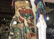 Best army uniform and accessories manufacturers in
