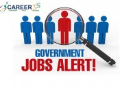 Government job notifications
