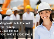Nebosh training course in chennai