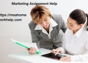 Marketing assignment help and economics assignment