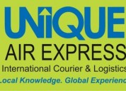 International courier and cargo services