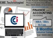 Mba training in mohali