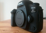 Canon 5d mark iv 30.4mp dslr 24-105mm ii usm lens