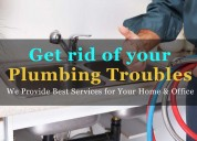 Now online plumbing services are is just one click