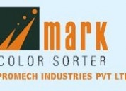 Color sorter machine manufacturers in coimbatore