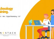 Technology training and internship at infopark