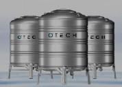 Steel water tanks in raipur